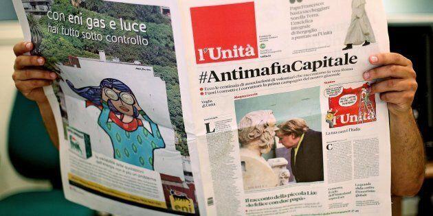 Guido Veneziani ex editore dell'Unità: