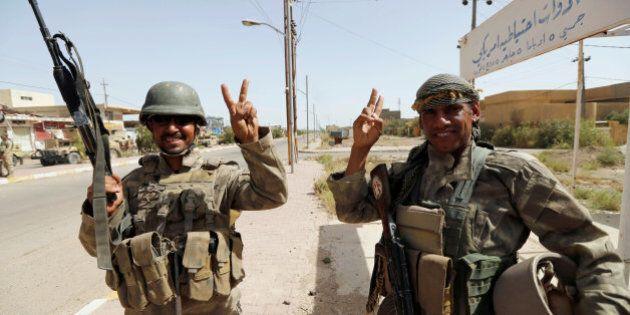 Falluja liberata dall'Isis. L'annuncio in tv:
