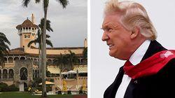 Donald Trump nega il cambiamento climatico ma casa sua è a