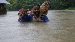 Decine di morti in Nepal per le inondazioni, bloccata anche Francesca Chaouqui che chiede aiuto sui