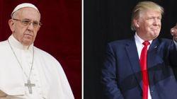 Donald Trump andrà al G7 ma non incontrerà Papa Francesco a fine