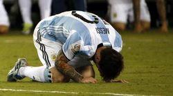 Messi non ce la più: quarta finale persa e addio