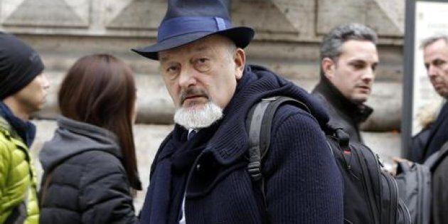 Il padre del premier Matteo Renzi, Tiziano. (Foto credit: ANSA/GIUSEPPE