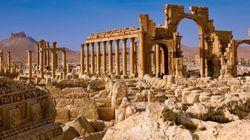 Palmira riconquistata dall'esercito
