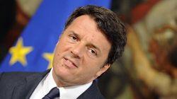 Renzi sprona l'Ue: