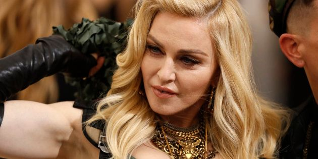 Madonna torna in vacanza in
