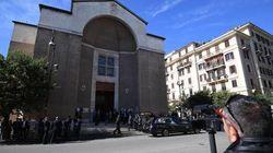 L'ultimo saluto a Ciampi. Ai funerali anche Mattarella, Prodi, Draghi e Raggi (FOTO;