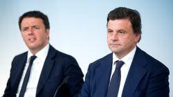 Scintille tra Renzi e Calenda sulla norma anti