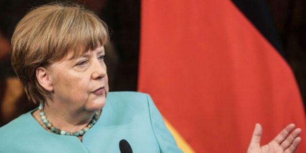 Brexit, Angela Merkel: