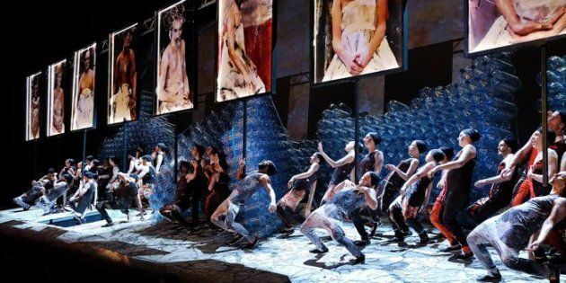 PESARO - Rossini Opera Festival: una scena