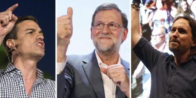 Spagna, 9 possibili (o impossibili) accordi dopo le