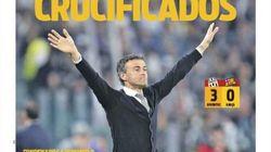 Una prima pagina così i tifosi della Juventus la aspettavano dalla finale del