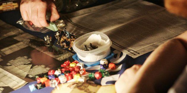 La passione per il gioco da tavolo non è un