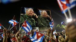 Raul ai funerali di Fidel: