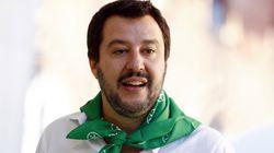 Salvini avvia la campagna per la