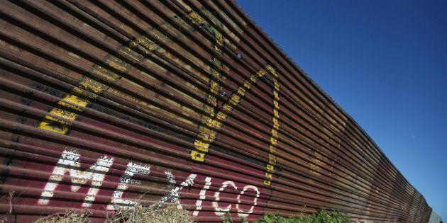 Il muro al confine con Messico voluto da Donald Trump è un rischio