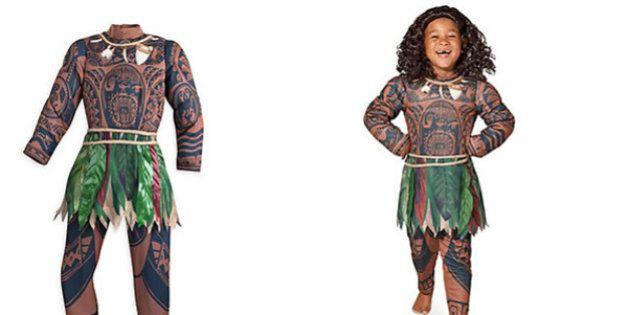 maui oceania costume carnevale  Il costume Maui della Disney che sta facendo discutere Twitter ...