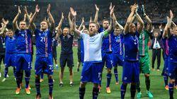 Islanda, che spettacolo! L'haka con i tifosi è da