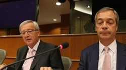 Juncker stuzzica Farage: