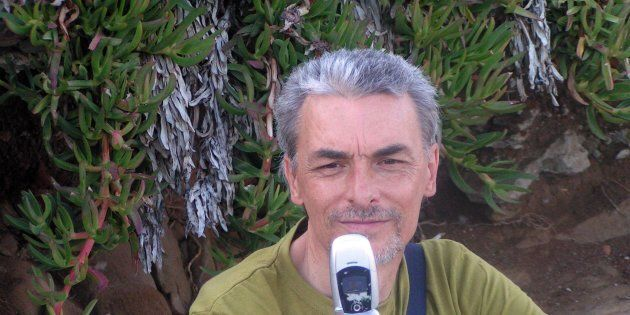 Maurizio Diotallevi in una foto dal suo profilo facebook, Roma 16 agosto
