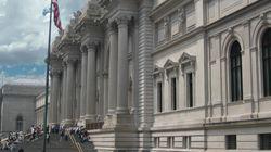 Met in pre-fallimento a New York, boom per i musei gratis di Londra: vogliamo
