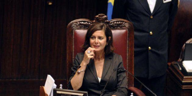 Laura Boldrini lascia Sinistra Italiana e si iscrive al gruppo
