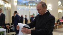 La Russia ha sempre di più il marchio di Vladimir