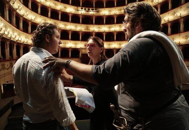 (ANSA) - PESARO, 9 AGO - Musica: lirica, Rossini Opera Festival 2017, Torvaldo, Dmitry Korchak, Nicola...