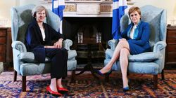 Lite tra premier. May a Sturgeon: