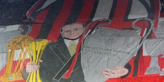 Tifo e vetrina politica: i 31 anni del Milan di Berlusconi in 15