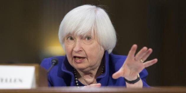 Federal Reserve, Janet Yellen: