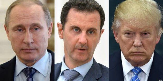 Guerra d'informazione sulla Siria. Assad e Putin accusano gli Usa, Washington