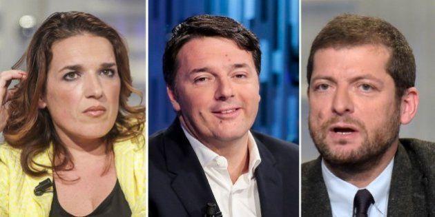 Renzi Pride, l'ex premier in tv per difendersi sul caso Consip. Sui social i fedelissimi lo osannano:...