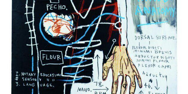 Jean-Michel Basquiat, il re della street art in mostra a