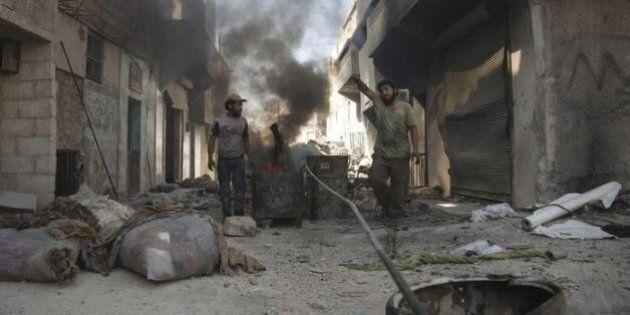 Siria, colpito convoglio umanitario. 20 civili uccisi. L'Onu accusa Assad.