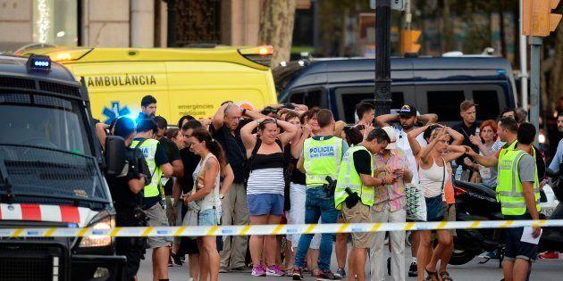 Due italiani morti nell'attentato a