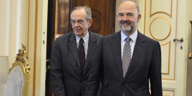 Pierre Moscovici, Commissario agli Affari economici Ue: