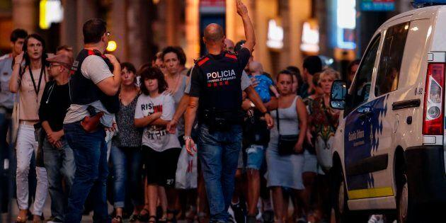 Uno dei sopravvissuti italiani alla strage sulla Rambla:
