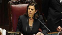 Laura Boldrini ricoverata per un intervento