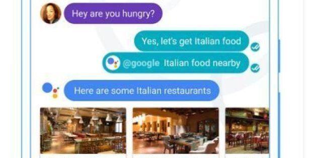 Google Allo sfida WhatsApp, la app di messaggistica che è anche motore di