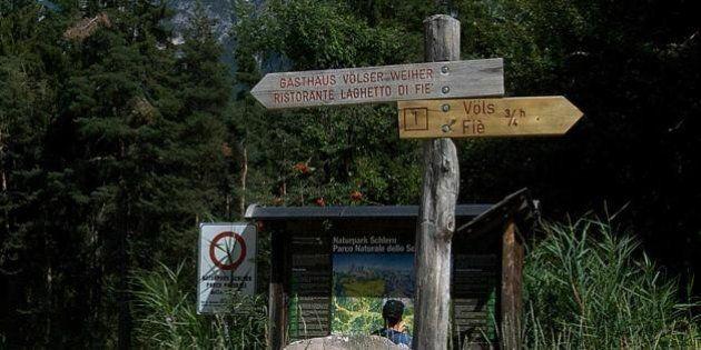 Arriva la riforma della toponomastica in Alto Adige. Il 57% dei nomi italiani rischia di