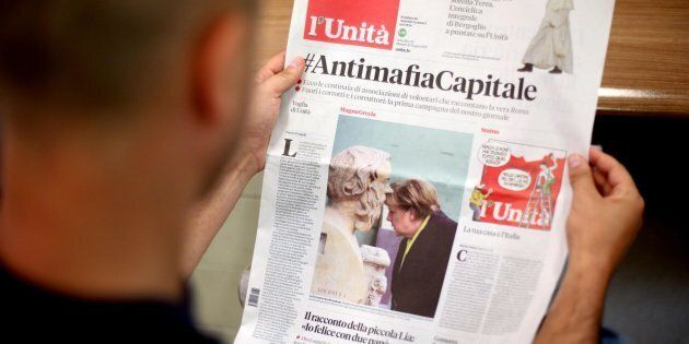 Report Unità, tra M5s e Francesco Bonifazi botta e