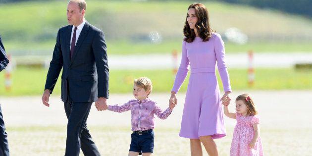 Il principe William infrange un protocollo reale per un'importante