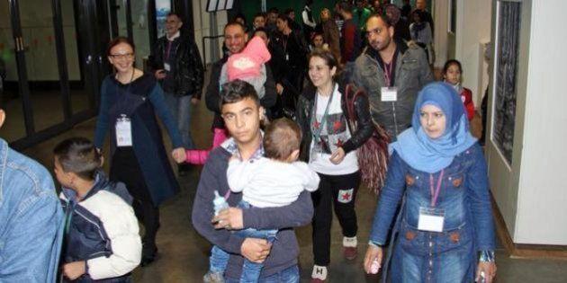 15 Paesi dell'Unione equivalgono a un solo corridoio umanitario, fatto dalla società