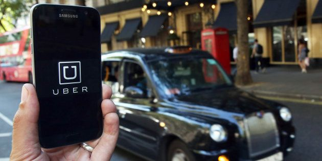 Uber esulta: