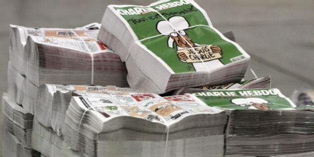 Charlie Hebdo, nuove minacce ai giornalisti su