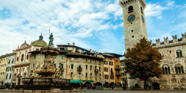 Trento is an Italian city located in the Adige River valley in Trentino-Alto Adige. It is the capital...