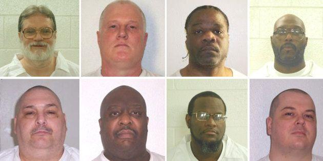 Arkansas, due giorni prima di morire i giudici bloccano l'esecuzione di sette condannati a