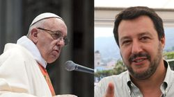 Salvini e i papi, una lettura rozza e