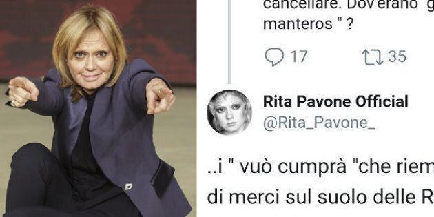 Rita Pavone diffonde una bufala razzista su Barcellona: